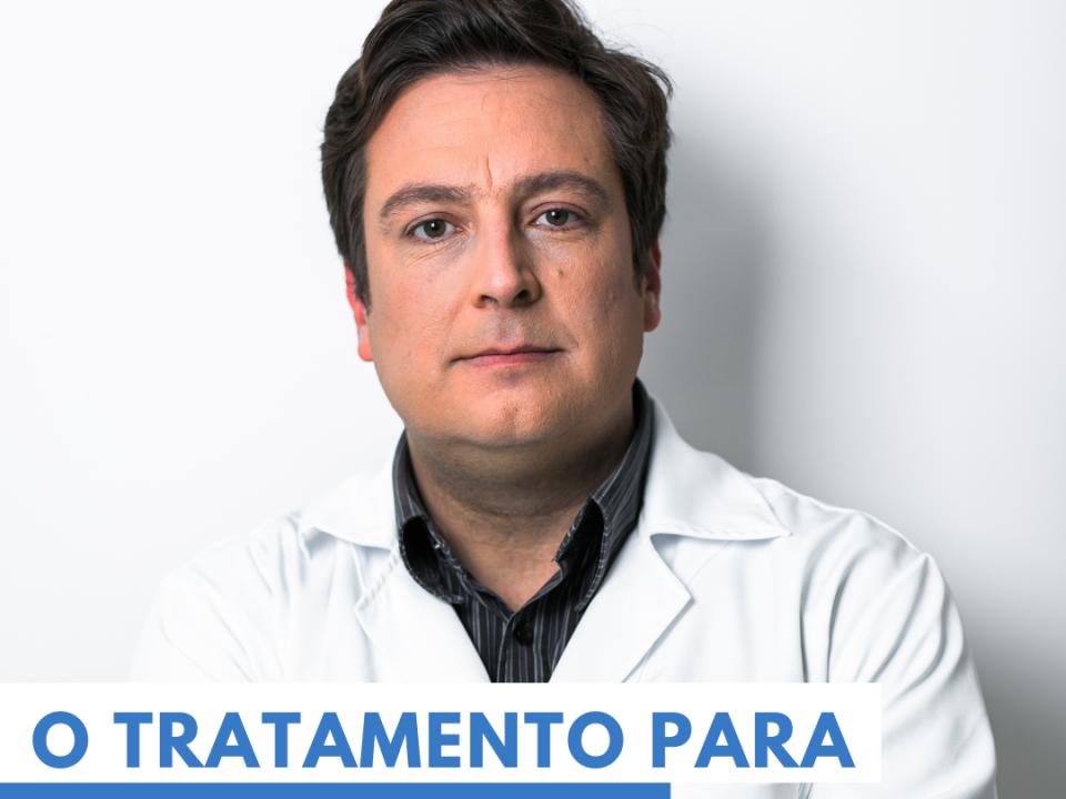 Médico que trata esquizofrenia